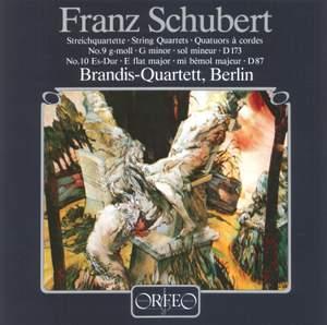 Schubert: String Quartets Nos. 9 & 10