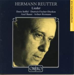 Reutter, H: Lieder