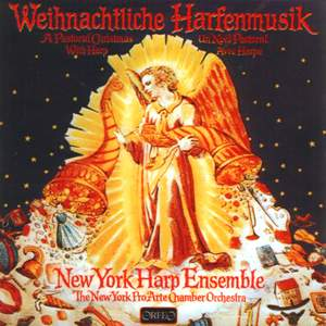 Weihnachtliche Harfenmusik Product Image