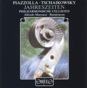 Piazzólla & Tchaikovsky: Jahreszeiten