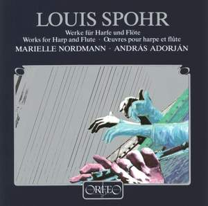 Spohr - Works for Harp & Flute