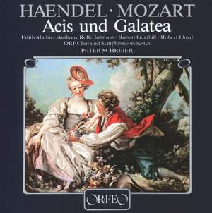 Handel: Acis and Galatea Product Image