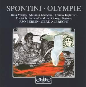 Spontini: Olympie