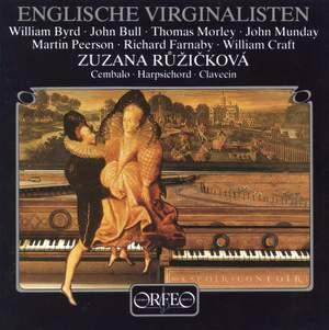 Music of the English Virginalists