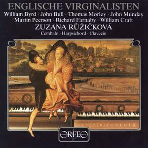 Music of the English Virginalists