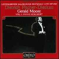 Liederabende Salzburger Festspiele Live 1957-1965, Vol. I