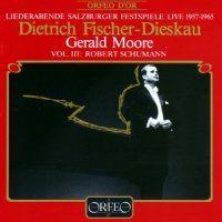 Liederabende Salzburger Festspiele Live 1957-1965, Vol. III