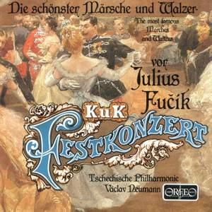K.u.K Festkonzert vor Julius Fucik