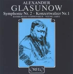 Glazunov: Symphony No. 2 & Concert Waltz No. 1