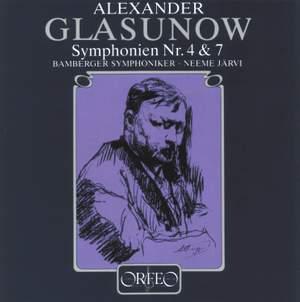 Glazunov: Symphonies Nos. 4 & 7
