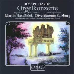 Haydn: Concertos for Keyboard