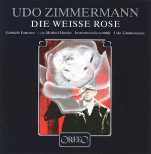 Zimmermann, U: Weisse Rose Product Image