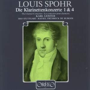 Spohr: Clarinet Concertos Nos. 1 & 4