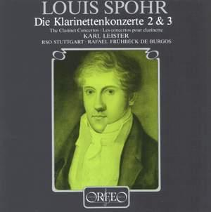Spohr: Clarinet Concertos Nos. 2 & 3