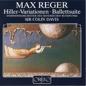 Reger: Variations & Fugue & Ballettsuite