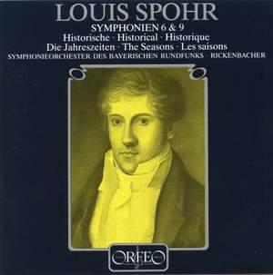 Spohr: Symphonies Nos. 6 & 9
