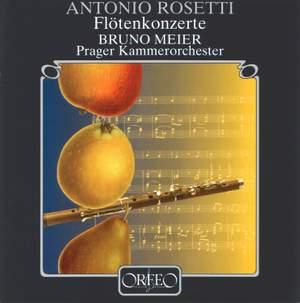 Rosetti: Flute Concertos 1-4