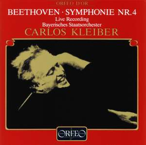 Beethoven: Symphony No. 4 in B flat major, Op. 60 Product Image