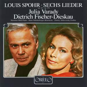 Spohr: Lieder Product Image