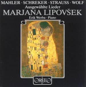 Marjana Lipovšek sings Lieder