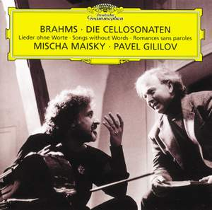 Brahms - Cello Sonatas