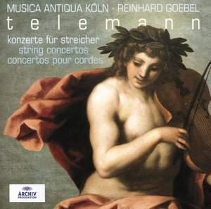 Telemann - String Concertos