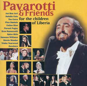 Pavarotti and Friends for the Children of Liberia Product Image