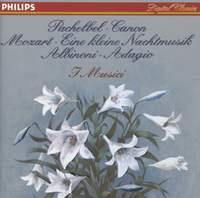 Pachelbel: Canon, Mozart: Eine kleine Nachtmusik, Albinoni: Adagio & other favourite chamber music