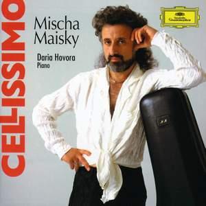 Mischa Maisky · Cellissimo