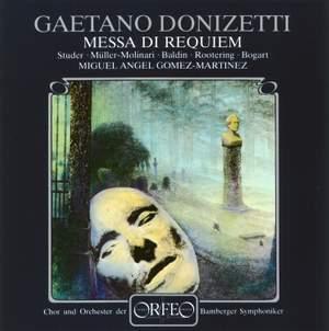 Donizetti: Messa da Requiem Product Image