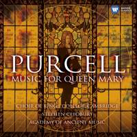 Purcell - Music For Queen Mary