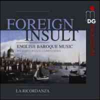 Foreign Insult