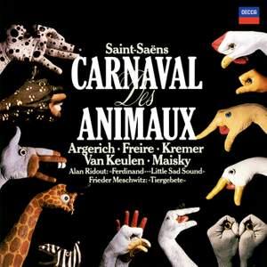 Saint-Saëns: Le carnaval des animaux, etc. Product Image