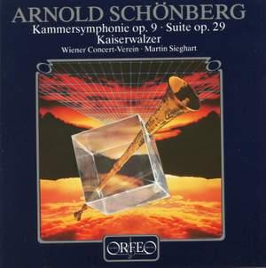 Schoenberg: Septet & Chamber Symphony No. 1 Product Image
