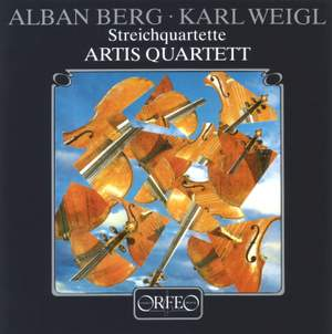 Weigl, K: String Quartet No. 3 in A Major, Op. 4, etc. Product Image