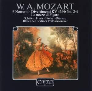 Mozart: Nocturnes (6), etc.