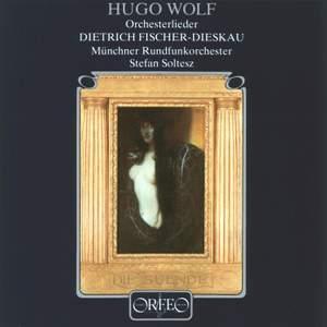 Wolf, H: Orchestral Lieder