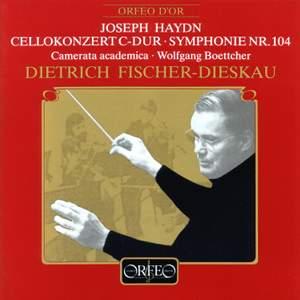 Haydn: Cello Concerto No. 1 & Symphony No. 104