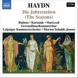 Haydn: The Seasons, Hob.XXI:3