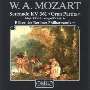 Mozart: Serenade No. 10 & Adagios