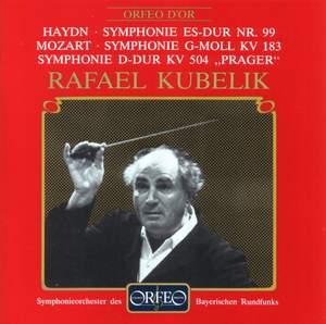 Haydn: Symphony No. 99 in E flat major, etc.