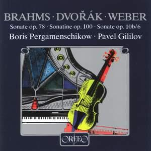 Brahms: Violin Sonata No. 1 in G major, Op. 78, etc.