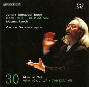 Bach - Cantatas Volume 30