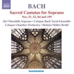 Bach - Sacred Cantatas for Soprano