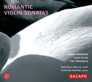 Romantic Violin Sonatas Product Image