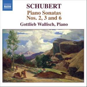 Schubert - Piano Sonatas Nos. 2, 3 & 6