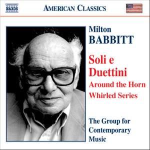 Babbitt - Soli e Duettini