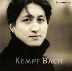 Freddy Kempf Plays Bach