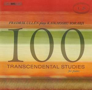 Sorabji - 100 Transcendental Studies, Volume 1