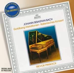 Bach: Goldberg Variations & Italian Concerto Product Image